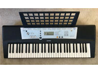 Yamaha YPT-200 keyboard, great condition!