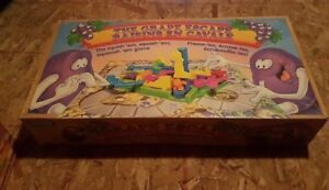 Vintage - The Grape Escape Board Game 1992 Parker Brothers