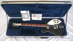 Rickenbacker 620 JG very good condition with Hard Case..will post Redlynch Cairns City Preview