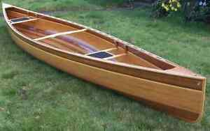LOOKING FOR A CEDAR STRIP CANOE TO RESTORE FOR CHARITY EVENT