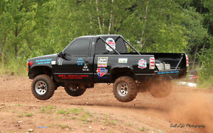 1989 Chevrolet BF Goodrich race truck