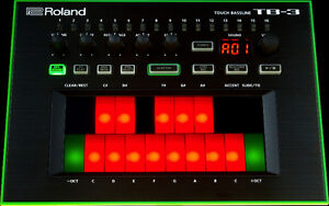 For Sale/Trade: Roland TB3 Touch Bass-Line Synthesizer