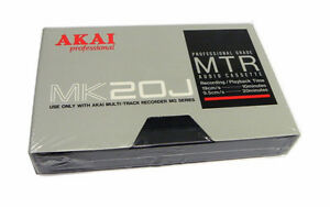 Wanted. Akai MK20j Tapes