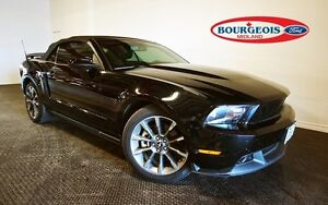 2012 Ford Mustang GT 5.0L V8 Convertible