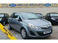 2013 13 VAUXHALL CORSA 1.2 EXCLUSIVE IDEAL FIRST / FAMILY CAR * CHEAP TO INSURE