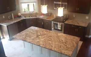 GRANITE COUNTERTOPS - Installed in just 7 Days ** ED Edmonton Edmonton Area image 11