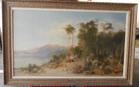 OIL PAINTING BY OTTO REINHOLD JACOBI  R.C.A.