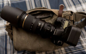 Tamron 70-200 2.8 VC Canon *priced to sell fast*