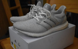 Grey Adidas Ultra Boosts - Like New