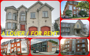 PROPERTIES FOR RENT - ALL SIZES AND PRICES