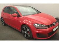 2014 VW GOLF GTI 2.0 TSI DSG GOOD / BAD CREDIT CAR FINANCE AVAILABLE