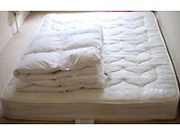Free AirSprung Double Mattress - for Collection only