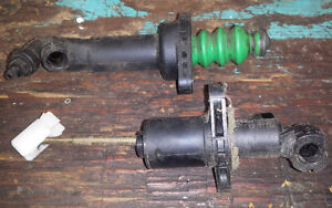 master and slave clutch cylinders for VW Jetta MK4 West Island Greater Montréal image 3