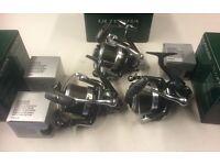 3 x Shimano Ultegra 5500 XTC Reels Carp Fishing