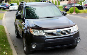 2009 Subaru Forester Limited VUS