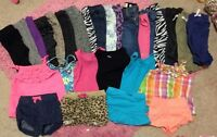 Baby Girl Clothes, Mostly 0-9 mths & some 12 mths.