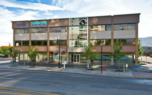 OFFICE SPACE FOR RENT- DOWNTOWN KELOWNA
