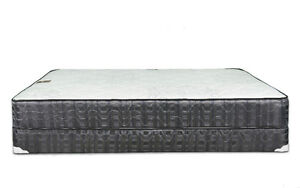 Queen Size LuxuriousTight Top Pillow Mattress with FREE DELIVERY Kitchener / Waterloo Kitchener Area image 2