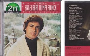 The Best of Engelbert Humperdinck (Christmas CD)