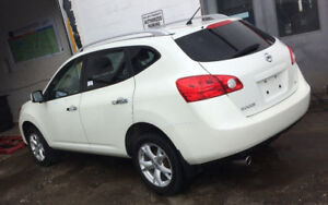 Nissan Rogue 2010 One Owner Accident free Alloy wheel +warranty
