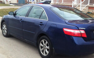 2007 Toyota Camry, 4 cylinder, Leather, Heated and  Power seats
