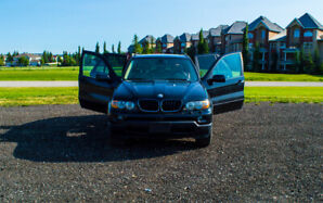 2004 BMW x5 SUV Low KMs NEED GONE Price Reduced