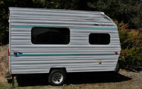 """For Sale Taylor Coach 14"""" Travel Trailer (1999)"""
