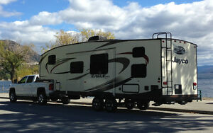 2015 JAYCO Eagle HT 26.5BHS 5th wheel