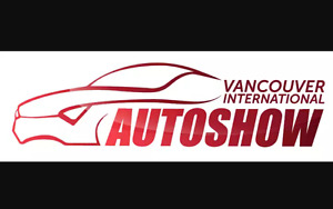 2 FREE - Vancouver Autoshow Ticket or $40