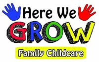 Here We Grow Family Childcare