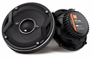 JBL CAR AUDIO - 6.5 INCH SPEAKERS - GTO SERIES AVAILABLE