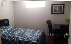 2 Private Rooms for Rent in Birchcliff House Basement