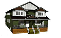 Amazing New Build in Drayton Valley (Front, 4729-49 Street)