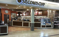 Full Time Barista/Customer Service @ Second Cup