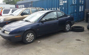 1999 Saturn SL recently safetied + work done WANT GONE ASAP
