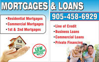 2nd Mortgages available at Best Rates !!!