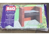 Leisure DIY Build It Barbecue brand new Brick BBQ kit never used
