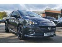 2016 Vauxhall Corsa 1.0 LIMITED EDITION ECOFLEX S/S 3d 113 BHP Hatchback Petrol