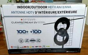 Great TV Antenna For Free Programs