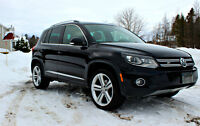 2014 Volkswagen Tiguan Highline R-Line Tech Package SUV