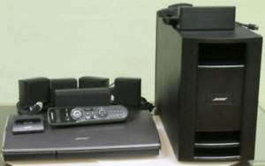 Bose Lifestyle 525 Home Theater System