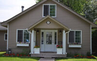 BEAUTIFUL WATERFRONT COTTAGE AVAILABLE!