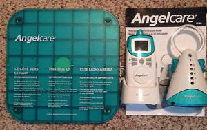 Angelcare baby sound and movement monitor AC401