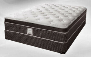 MATTRESS SETS PRICED TO GO!! SAVE 60%