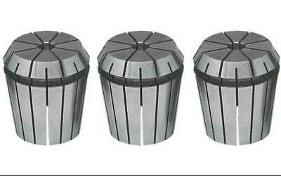 21 Pcs. Gs Sowa Er 25 Metric Steel Sealed Coolant Cnc Collet Set-2000 Psi