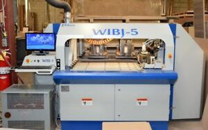 GIBEN WIBJ-5 CNC & BIESSE ROVER 30 CNC * HUGE AUCTION IN TORONTO