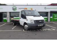 Ford Transit 2.4TDCi 350EF ( DRW ) 2007.5MY 350 LWB FLAT BED RECOVERY TRUCK