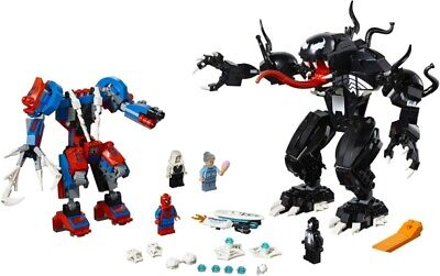 LEGO Super Heroes Spider Mech vs. Venom 76115 (604 Pieces) new