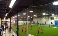 Indoor Field Turf Rental Vision Sports Centre