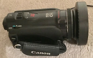Canon EOS HF G10 Vixia Video Camera Camcorder **Extras** g40